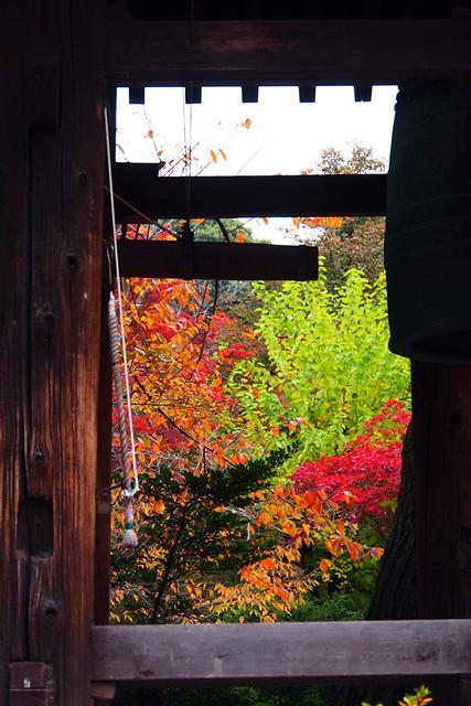 20101117_112222_唐招提寺_鐘楼