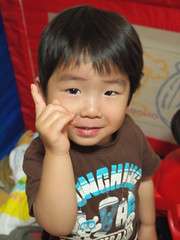 2歳2カ月 長男