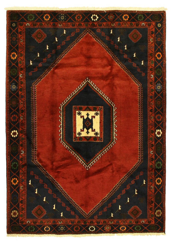 Klardasht carpet 236x171 cm from Persia / Iran