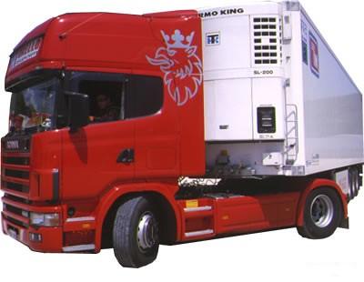 Food Truck Italien Belgique