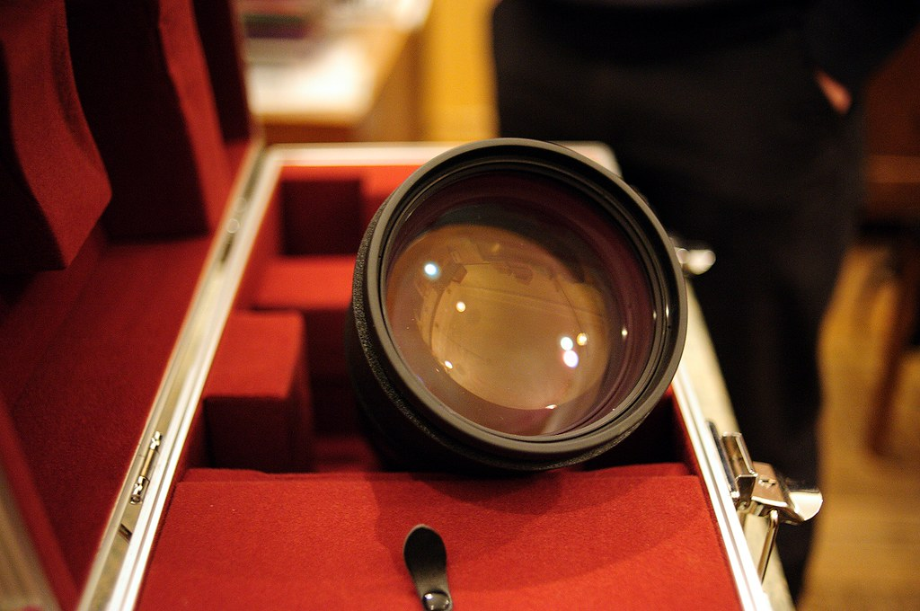 Nikkor 200mm f/2.0 ED-IF  AI-S