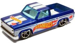 '83 Chevy Silverado (t.szuta) Tags: car toy toys chevy hotwheels 164 1983 silverado diecast tonyszuta