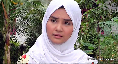 Rafidah Ibrahim Sebagai Intan