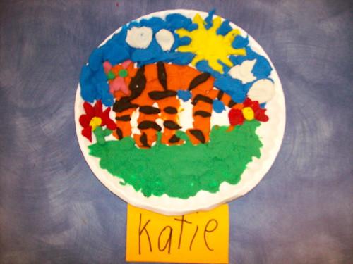 Katie's Tiger