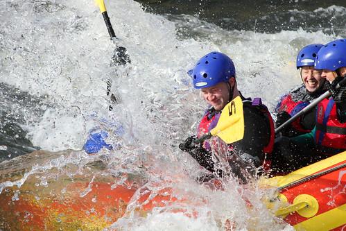 Day 148: 13/03/11: Rafting again by Em Wall