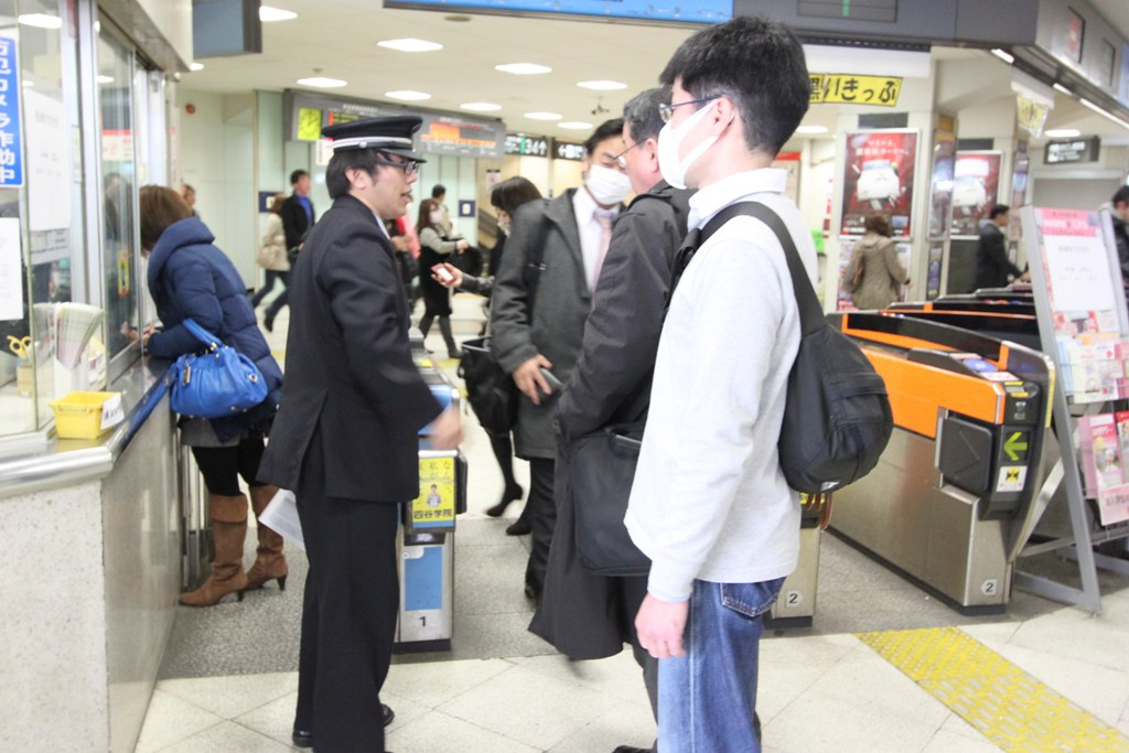 Report on Shibuya-March 11th, 2011 (13)