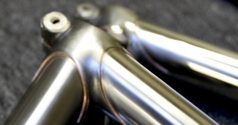 Stainless Steel Bike Tubing