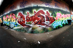 DEFO EYES-B SHAKE http://tsunamigraffiti.net/ (EYES-B // http://tsunamigraffiti.net/) Tags: street urban art train graffiti belgium belgique gare db adventure usine chatelet charleroi urbex cockerill hainaut bcp sncb nhr defo eyesb