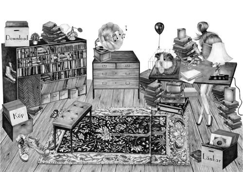 PMU 2011 - Annelie Carlstrom, Anakronista Records, 2010