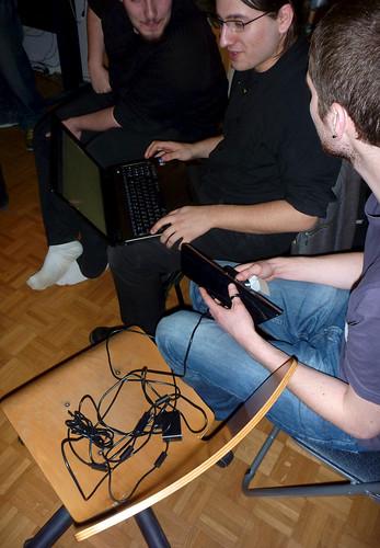 Branchement de Kinect pour jouer avec sur une Debian