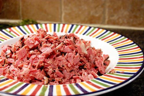 Chopped Smoked Meat