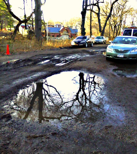 Suicide puddle