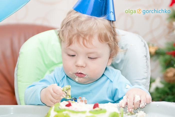 День рождения Андрюши
