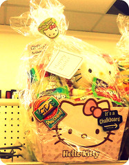 Hello Kitty Easter Basket at Riteaid (Moon Memento    ) Tags: holiday easter toys hellokitty sanrio collection collections april 2009 riteaid hellokittycandy   hellokittysweets hellokittyeaster hellokittyeasterbasket sanrioeaster sanrioeasterbasket