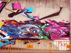 Rila in Sant Boi (Gorillahs) Tags: barcelona art graffiti spain europe rila pbj santboi rilla