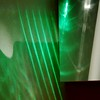 looking for something to see (montel7) Tags: abstract verde green reflections riflessi creattività superstarthebest