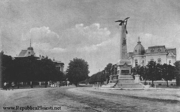 Monumentul Vanatorilor - 1925