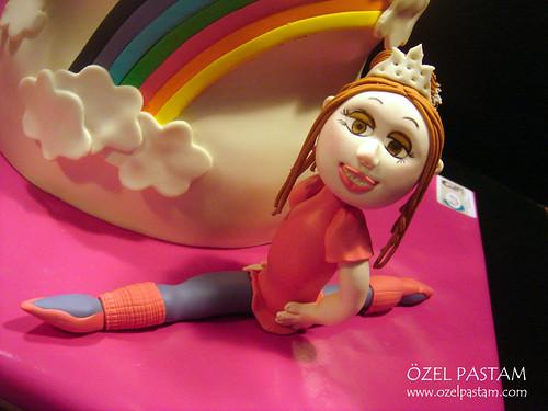 Jimnastikçi Prenses'in Pastası