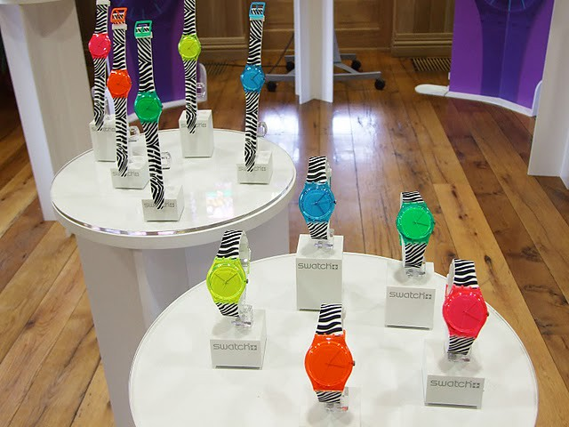 swatch watch event dublin