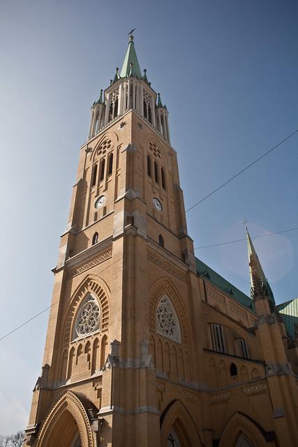 Bazylika św. Stanisława Kostki w Łodzi