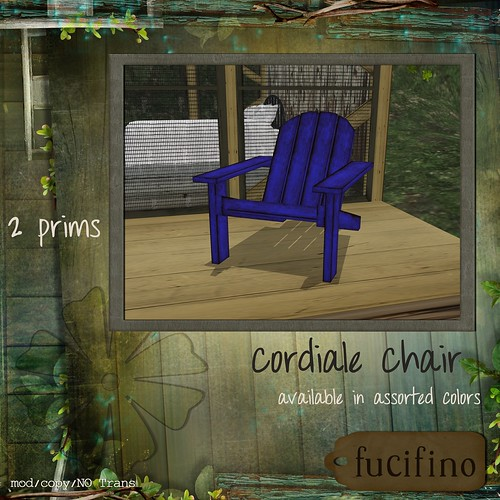 fucifino - Cordiale Chair