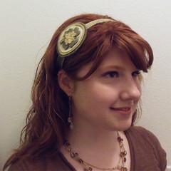 Four Leaf Clover Headband