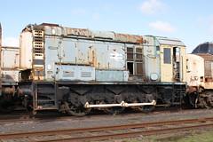 08 517 (hugh llewelyn) Tags: class 08 longmarston