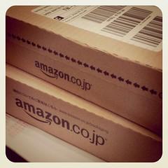 二盒Amazon