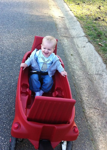 Wagon rides are awesome.