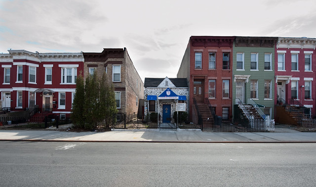 The way we live: Bedford Stuyvesant Brooklyn