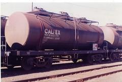 VTQF 207 H Tottenham 2/1997 (booksvic) Tags: tank railway vr wagons vline