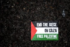 End the Siege on Gaza. (Stationary Nomads) Tags: school boy people woman man david men london college students girl children square demo march israel student workers education women university child cut palestine nick rally nursery banner central protest trafalgar free parliament east demonstration waterloo cameron nhs illegal conflict government conservative postal colleges schools coalition mass banners middle protester cuts embankment protesters alternative placard siege oxfordcircus gaza pension masses settlement placards trident occupation liberaldemocrats libdem shutdown universities march26 settlements clegg pensions publicsector condem