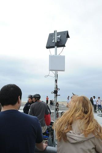 Venice Skatepark Video Camera