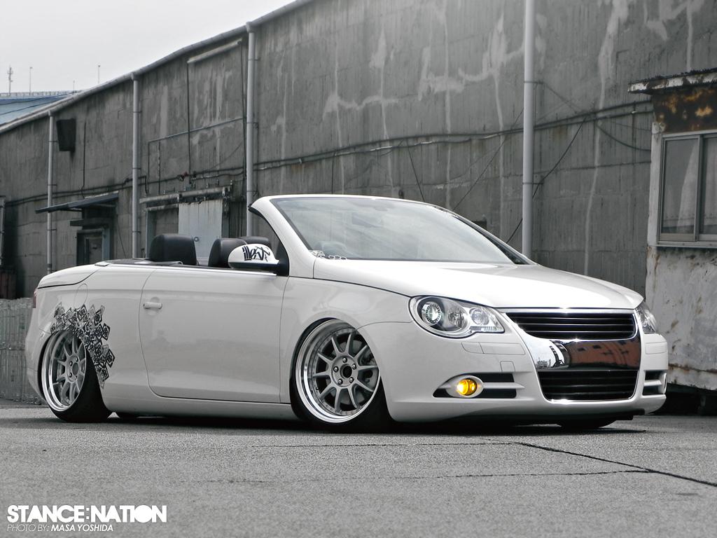 Dumped VW EOS | StanceNation™ // Form > Function