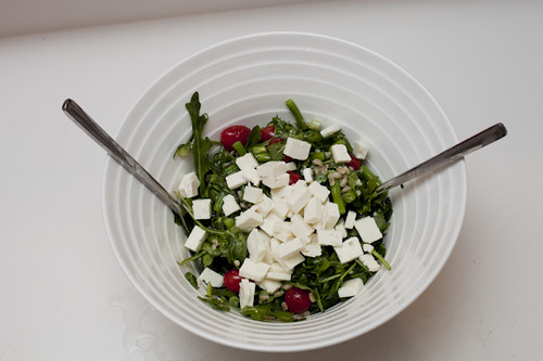 031127 Green Bean and Barley Salad 010