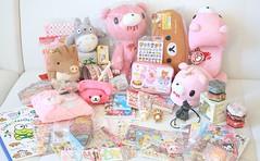 Hi~ ! I'm FinaLLY Home and AccepTing Swap Partners for LiMiTed time only~! PM me =] ( iloverilakkuma ) Tags: pink cute cake notebook toys japanese stickers plush sanrio plushies memo swap totoro kawaii letter gloomybear ufocatcher rement package crux qlia rilakkuma sanx kamio unazukin memopad poolcool wanroom cramcream stickersack decotape morichax stickersacks sweetsline