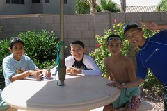 q4080028 (flintstone1234) Tags: birthday party swim brandon bowling 2008