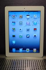 Apple iPad2 White