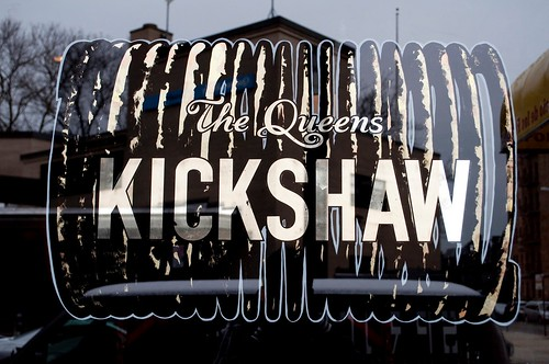 The Queens KICKSHAW