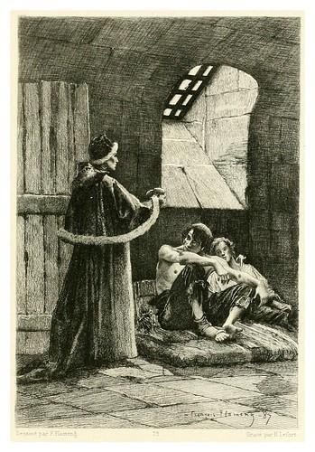 026-El Papa-Illustration des oeuvres complètes de Victor Hugo (Volume 8) 1885 - Flameng, François