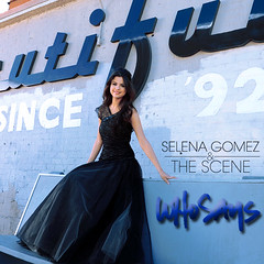 Selena Gomez & The Scene / Who Says (ohshizzitsdrew) Tags: new radio place who album disney single cdcover says selena gomez channel waverly wizards of