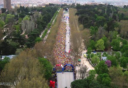 Medio Maratón Madrid 2011