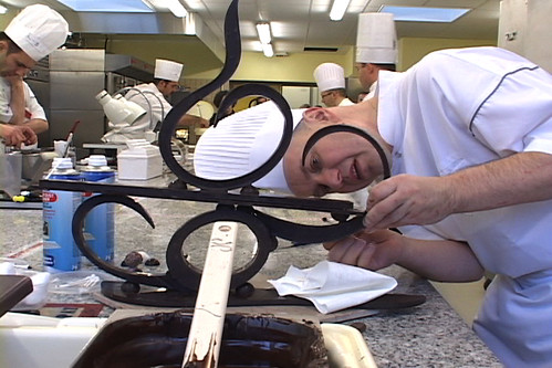 Chef Jacquy Pfeiffer