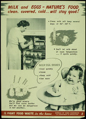 """""""Milk and Eggs Nature's Food"""", 1941 - 1945 (The U.S. National Archives) Tags: food poster milk child mother worldwarii eggs nationalarchives milkacrossthecommons whatscookingunclesam nara:arcid=514745"""