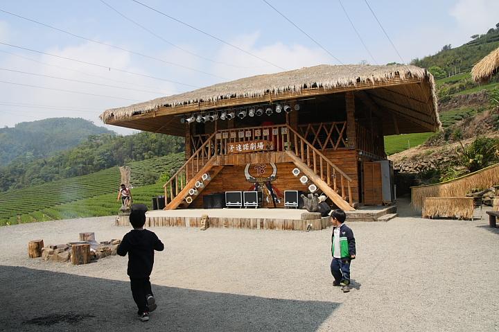 阿里山鄒族文化部落040