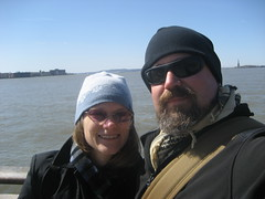 We never made it to the statue of liberty