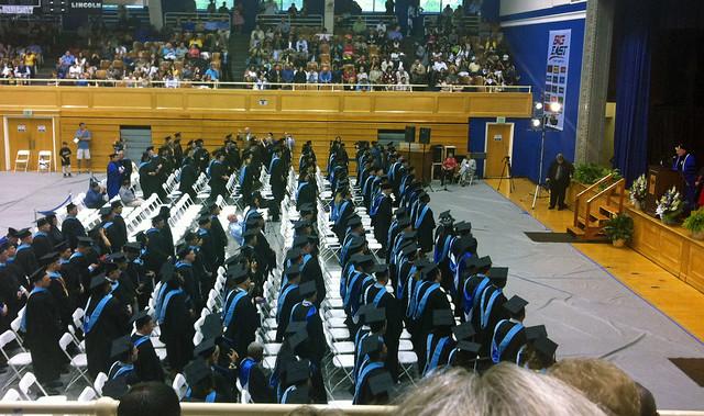 My Sister's Graduation
