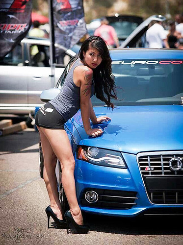 Something import cars and sexy women will your