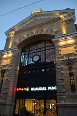 Klauzl SPAR (afagen) Tags: budapest hungary klauzltrivsrcsarnok spar architecture