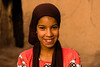 (Wo)Men of the Desert - Sahema (.sl.) Tags: portrait people morroco girl skoura hijab smile morocco